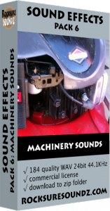 Pack 06 Machinery Sounds Image