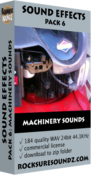 Pack 06 Machinery Sounds