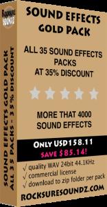 Gold - 35 Pack 35 Percent Discount
