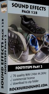 SE Pk12B The Sounds of Footsteps Part 2