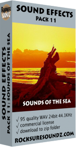 Pack 11 Sounds of the Sea Image