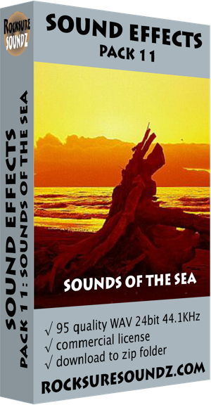 Pack 11 Sounds of the Sea
