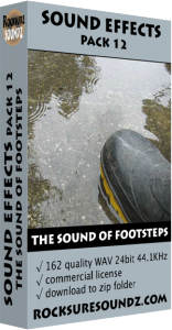 Pack 12 The Sound of Footsteps Image