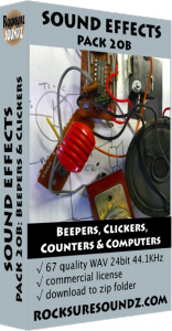 SE Pk20B Beepers Clickers Counters and Computers